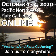 Vashon Island - Pacific Northwest Flute Gathering